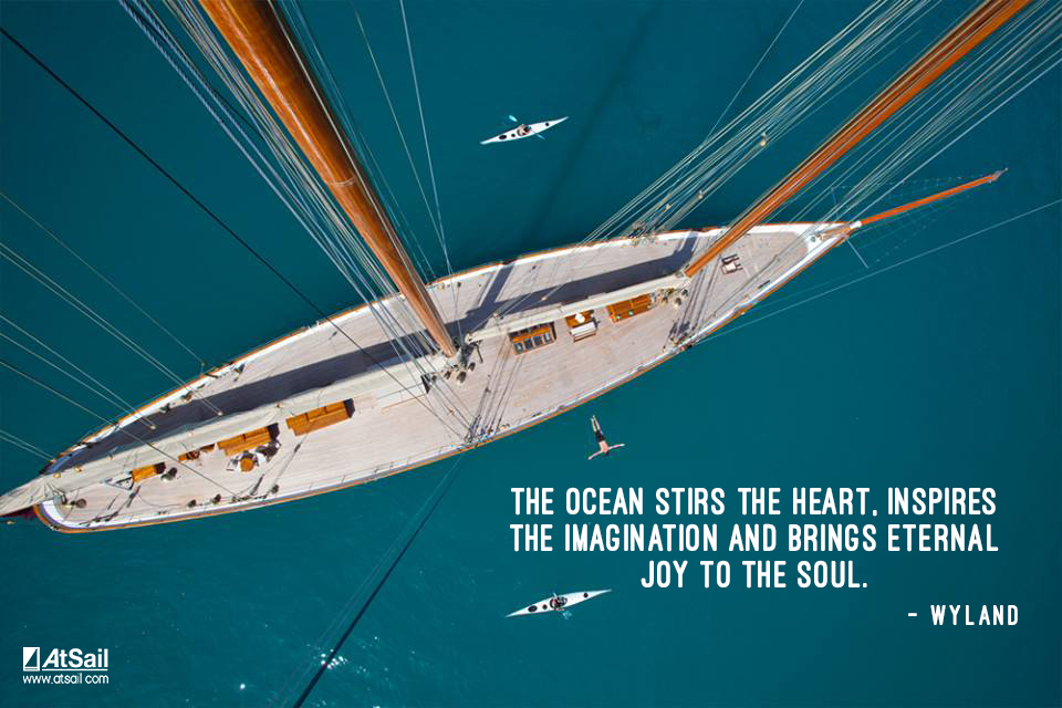 Sailing Quotes: Sailing Quotes Gallery
